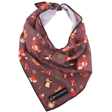 Oui Oui Frenchie Bandanas Oui Oui Frenchie Bandana - Fall