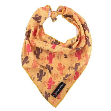 Oui Oui Frenchie Bandanas Oui Oui Frenchie Bandana - Texas Cactus