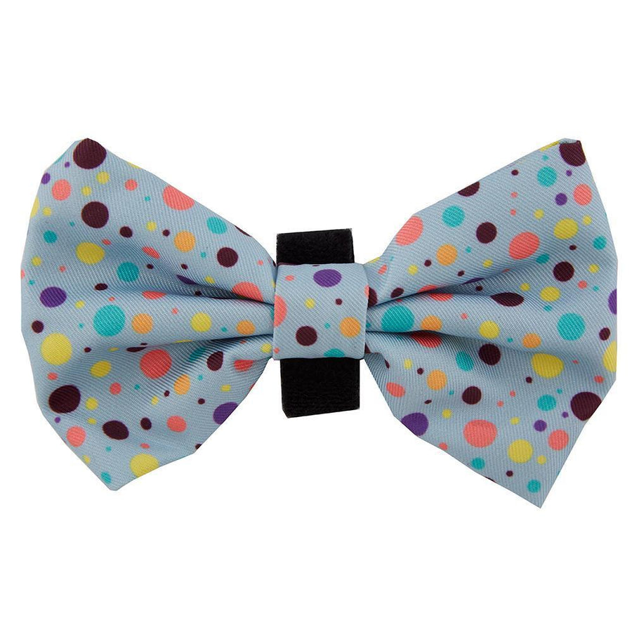 Oui Oui Frenchie Bow Ties One-Size Oui Oui Frenchie Bow Tie - Bubbles