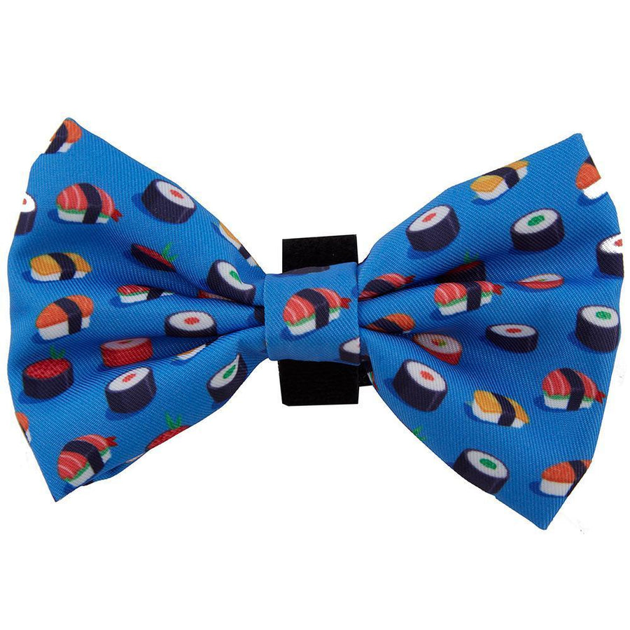 Oui Oui Frenchie Bow Ties One-Size Oui Oui Frenchie Bow Tie - Sushi