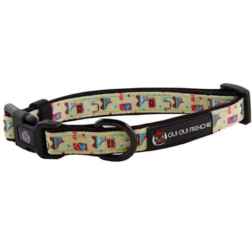 Oui Oui Frenchie Collars Oui Oui Frenchie Collar - 80s