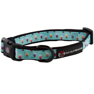 Oui Oui Frenchie Collars Oui Oui Frenchie Collar - Boba