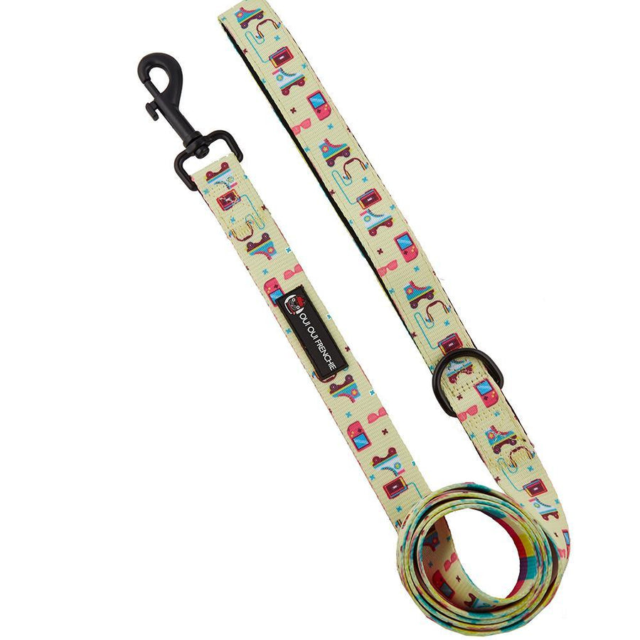 Oui Oui Frenchie Leashes Oui Oui Frenchie Leash - 80s