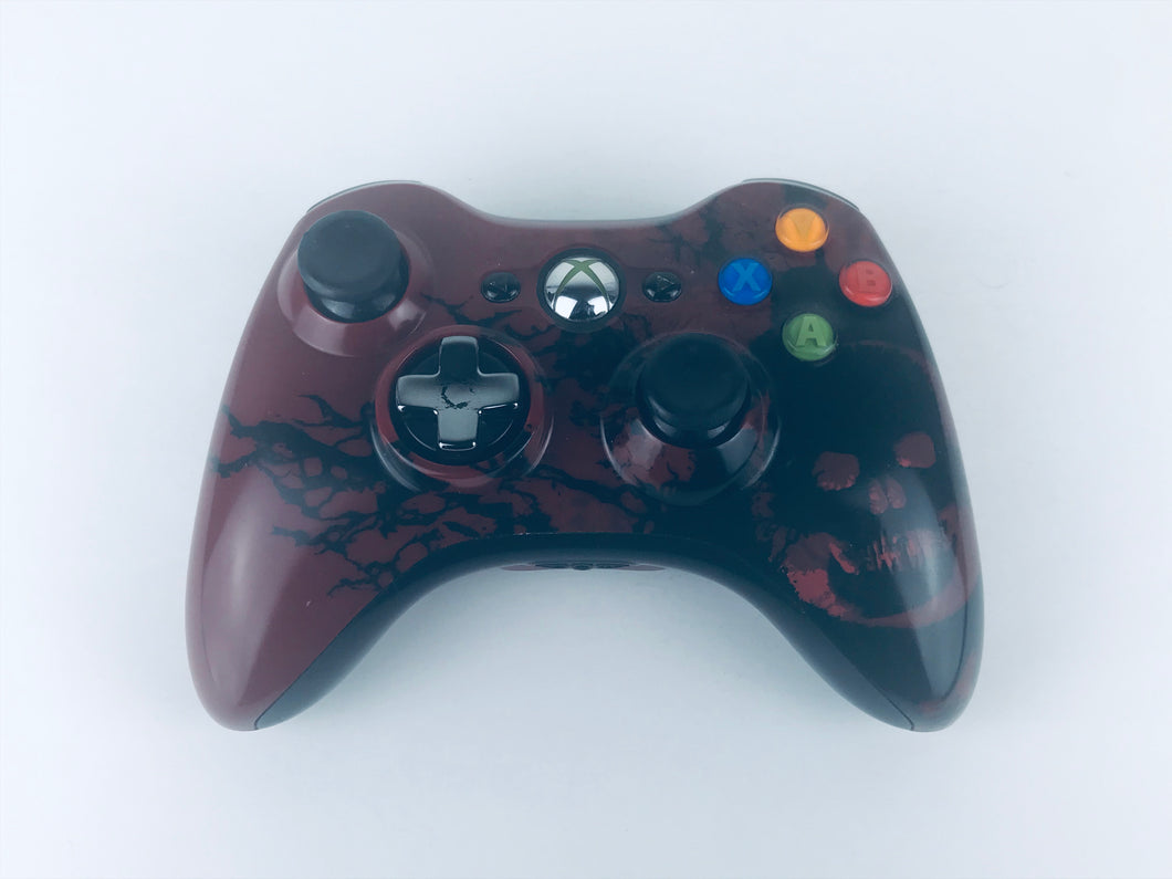 Xbox 360 Wireless Controller: Gears of War 3 Edition