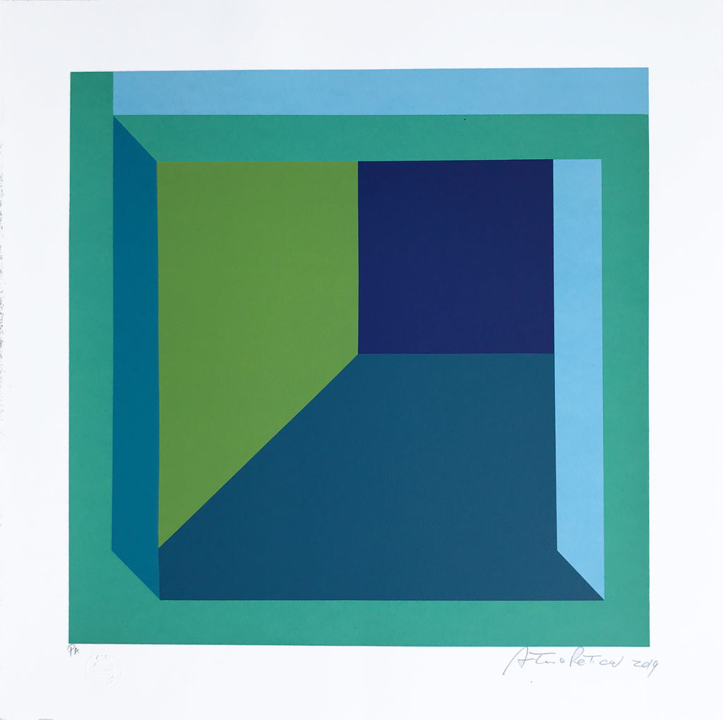 Square // Antonio Peticov
