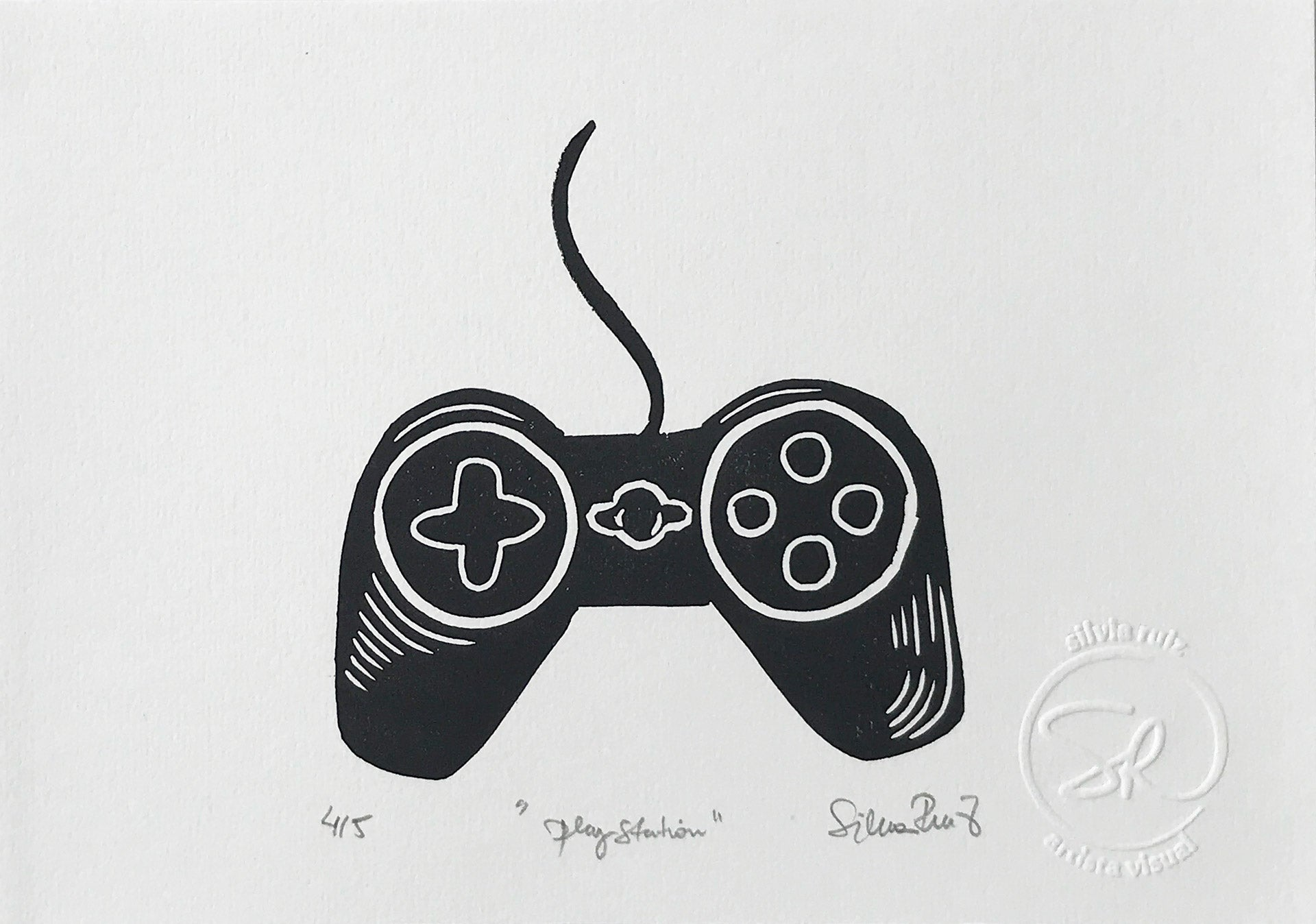 Playstation // Silvia Ruiz