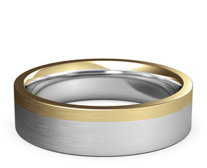 Wedding band, wedding ring, yellow gold, white gold, womens, mens, gold ring, custom made, bespoke