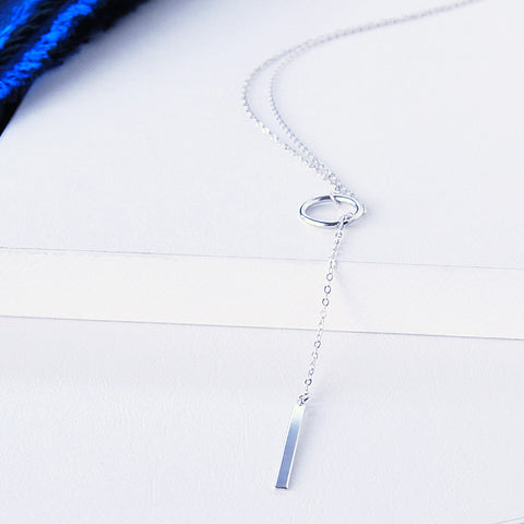 Bar None Multi-Function Necklace