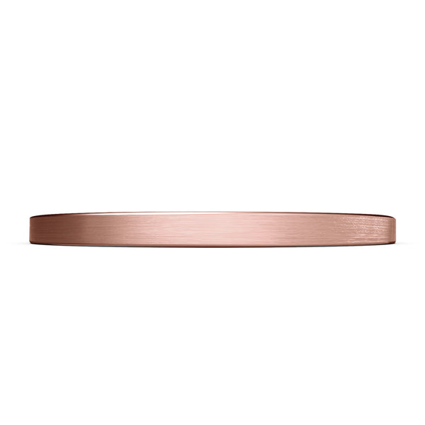 Gemma · 18k Rose Gold · 2mm