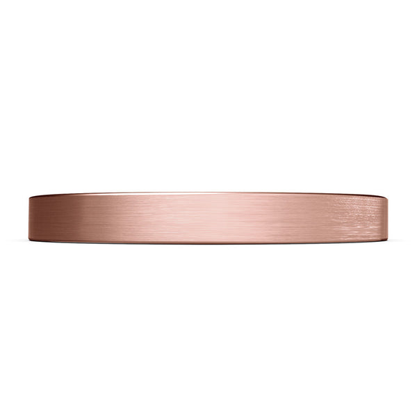 Gemma · 18k Rose Gold · 3mm