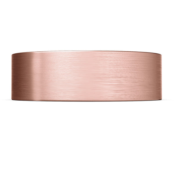 Gemma · 18k Rose Gold · 7mm