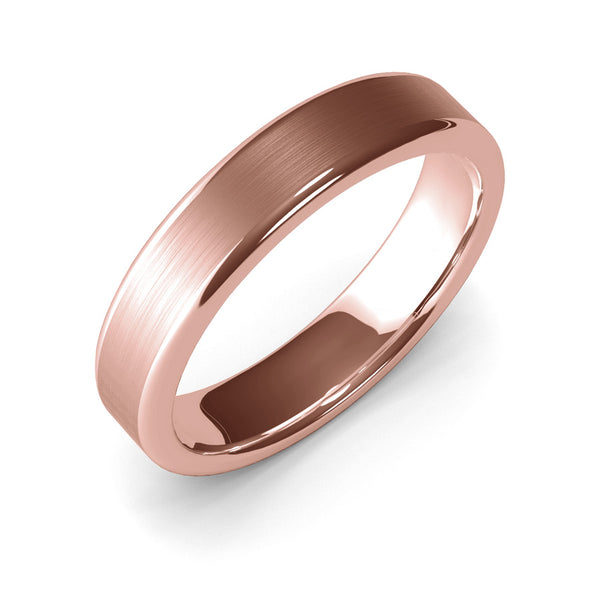 Helene · 18k Rose Gold · 5mm
