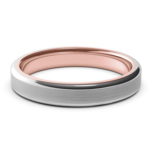 Fidelis · 18k Two-Tone Gold · 4mm