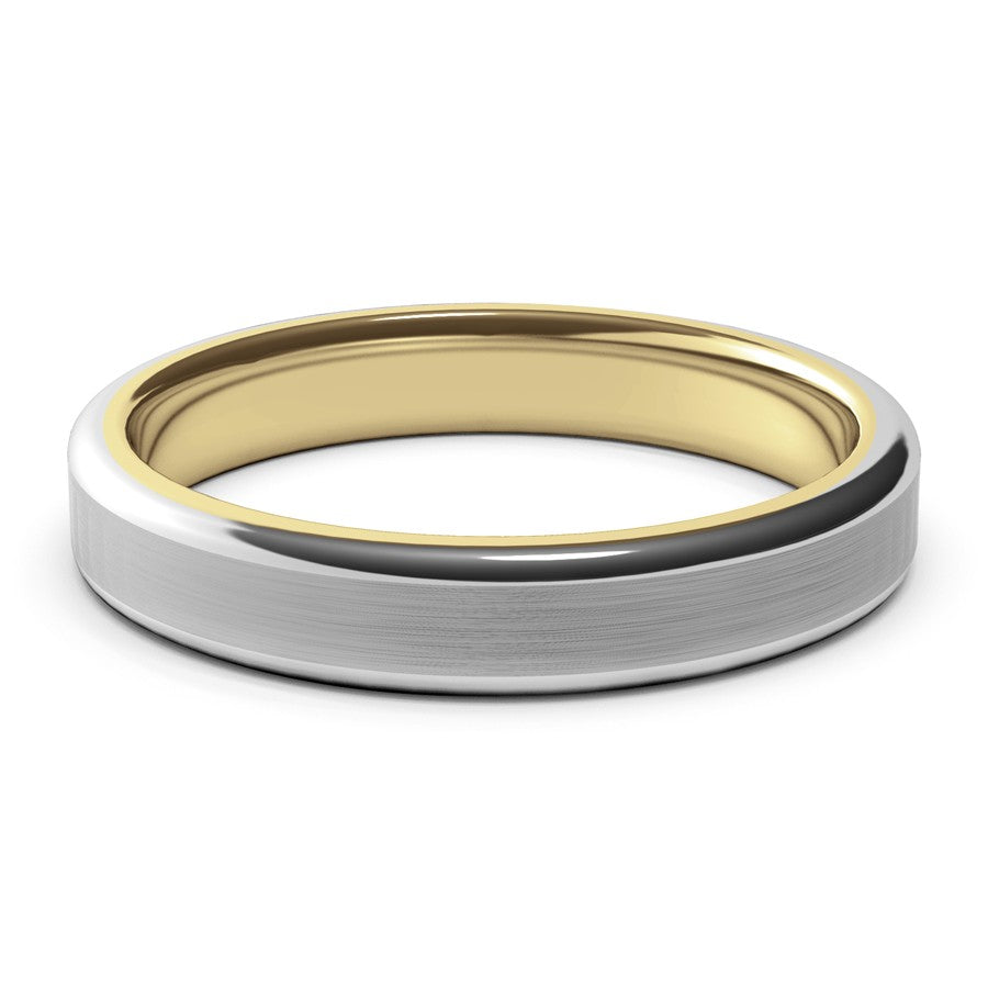 Themisto · 18k Two-Tone Gold · 4mm