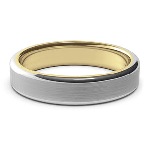 Themisto · 18k Two-Tone Gold · 5mm