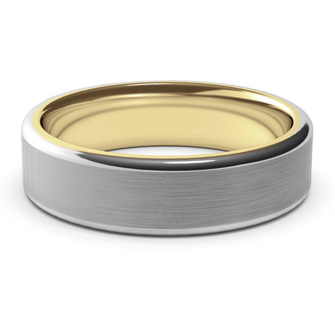 Themisto · 18k Two-Tone Gold · 6mm