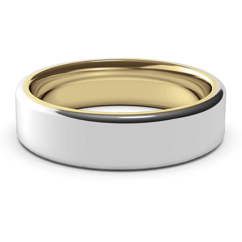 Nostromo · 18k Two-Tone Gold · 6mm