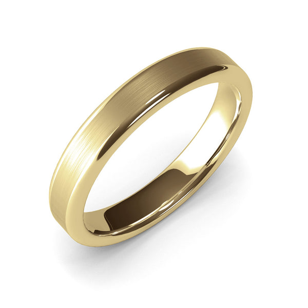 Artemis · 18k Yellow Gold · 4mm