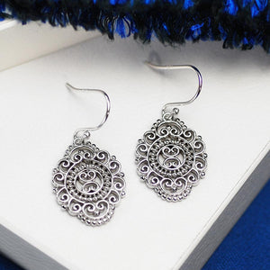 Minuette Hook Earrings