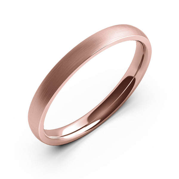 Arcadia · 18k Rose Gold · 3mm