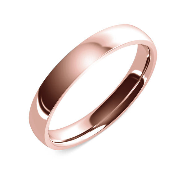 Halcyon · 18k Rose Gold · 4mm