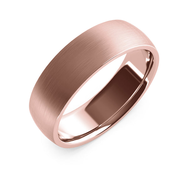 Arcadia · 18k Rose Gold · 7mm
