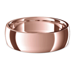 Halcyon · 18k Rose Gold · 7mm
