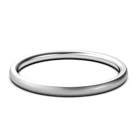 Marcellus · 18k White Gold · 2mm