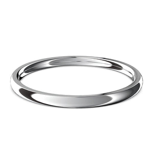 Casini · 18k White Gold · 2mm