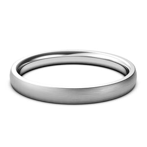 Marcellus · 18k White Gold · 3mm