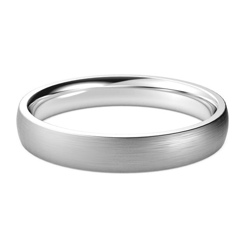 Marcellus · 18k White Gold · 4mm
