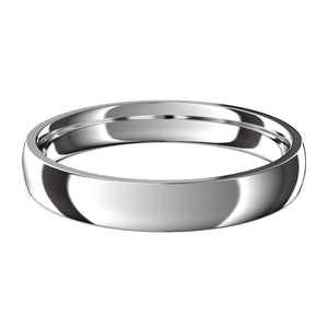 Casini · 18k White Gold · 4mm