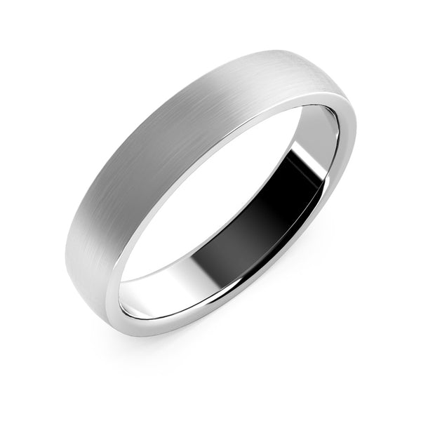 Marcellus · 18k White Gold · 5mm