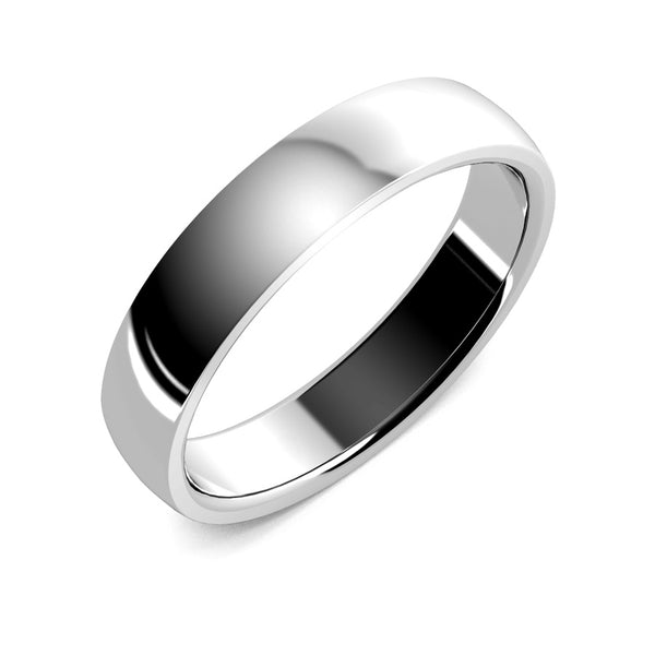 Casini · 18k White Gold · 5mm