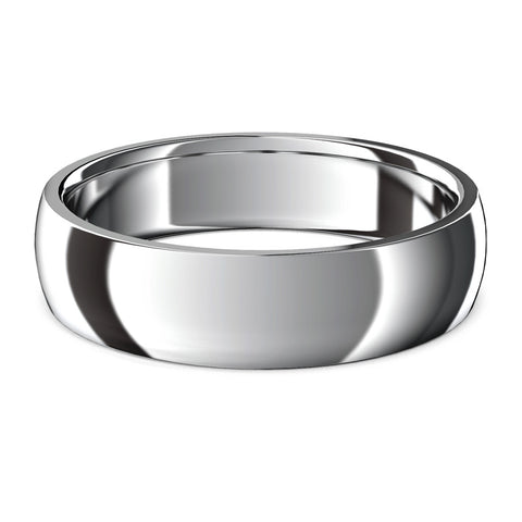 Casini · 18k White Gold · 6mm