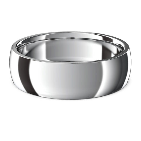 Casini · 18k White Gold · 7mm