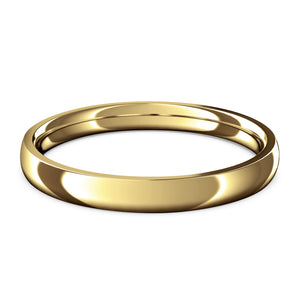 Vestalia · 18k Yellow Gold · 3mm