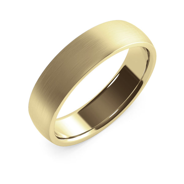 Apollo · 18k Yellow Gold · 6mm