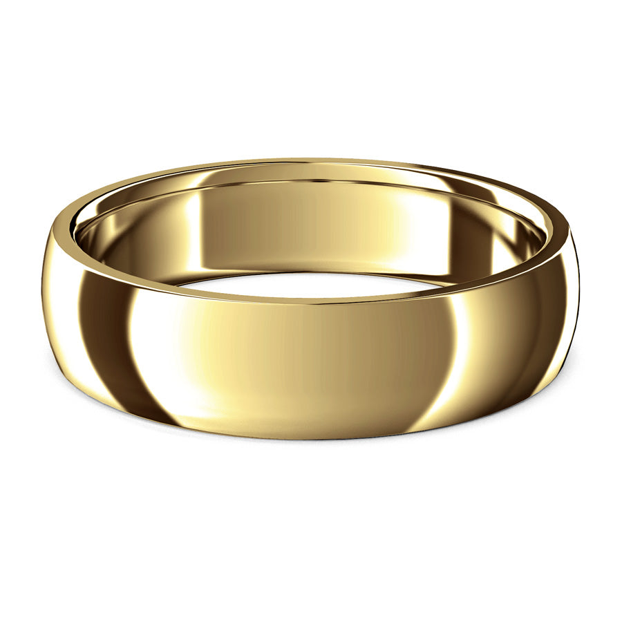 Vestalia · 18k Yellow Gold · 6mm