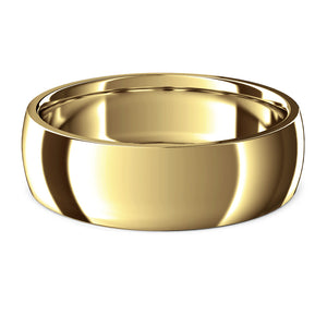 Vestalia · 18k Yellow Gold · 7mm