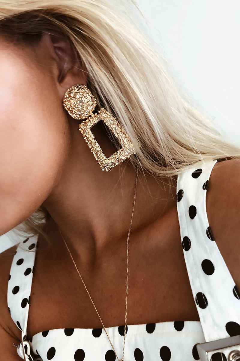GOLDEN SANDS EARRINGS