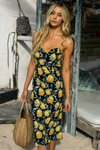 LEMONADE SLIP DRESS