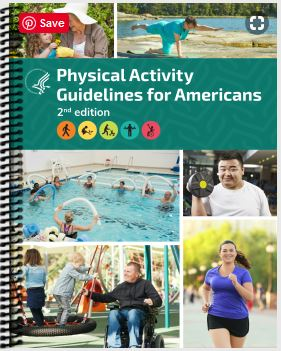 Physical Activity Guidelines for Americans 2nd Edition - FULL - Printed