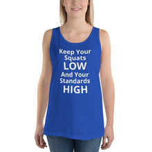 Load image into Gallery viewer, Unisex  Tank Top - Saving Lives One Workout at a Time