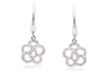 Aretes Flor Crivelli Luce collection