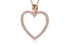 Gargantilla Corazón Grande 18K ´´Everyday Collection´´