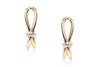 Aretes ''Endless Love'' 18k / 0.05ct (m34235)