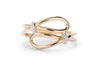 Anillo ''Endless Love'' 18k / 0.05ct (m34236)