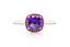 Anillo Berry Amatista 18K (M35800)