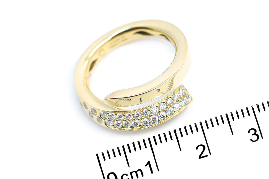ANILLO ''Like collection'' 18K / 0.40CT